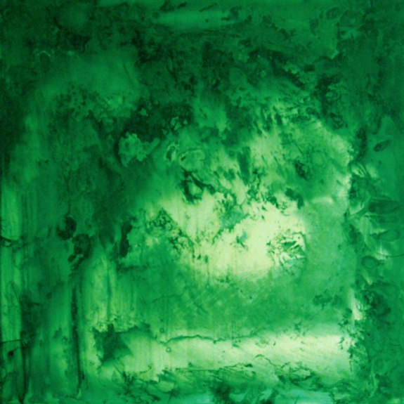 Marbled Green - from the Antique Mirror Classic Finishes portfolio | Ellison Art Glass