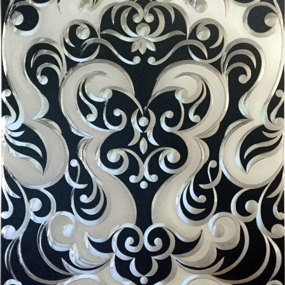 Kudos - from the Brilliant Cutting Traditional Designs portfolio | Ellison Art Glass